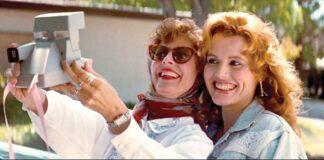 Fotograma de 'Thelma y Louise'